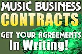 Download Music Contracts