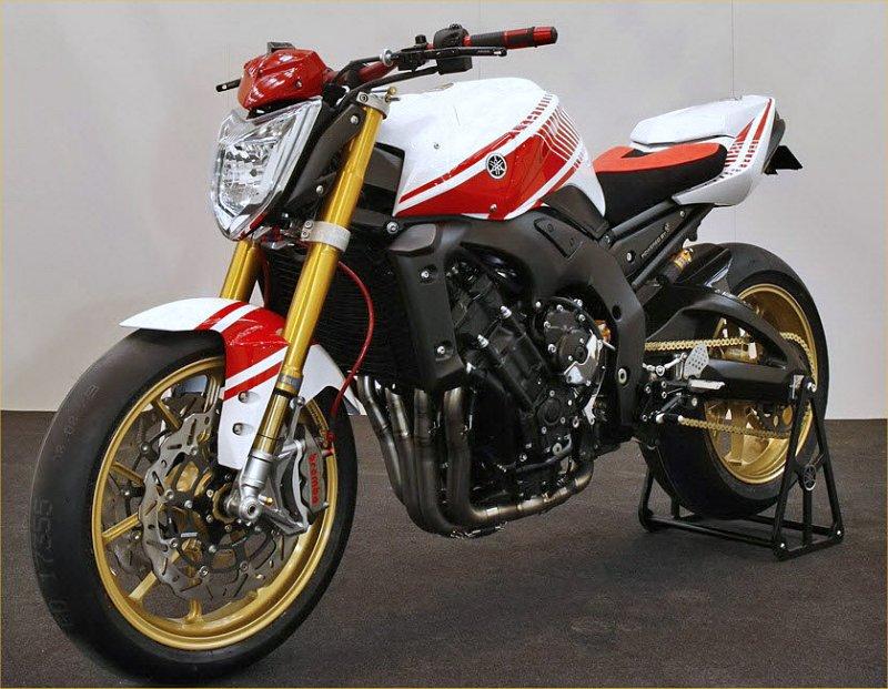 Modif Motor Yamaha Vixion Touring