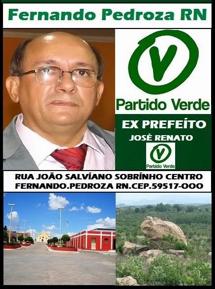 JOSÉ RENATO.FERNANDO PEDROZA RN