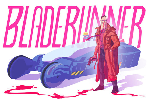 Blade Runner por BryanTheEvery