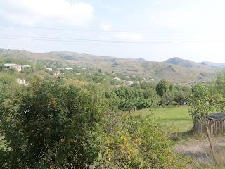 armenia border nerkin karmiraghbyur