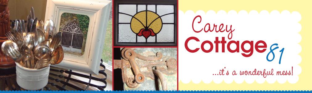Carey Cottage ~ 81 ~ Cross Stitch & Fun