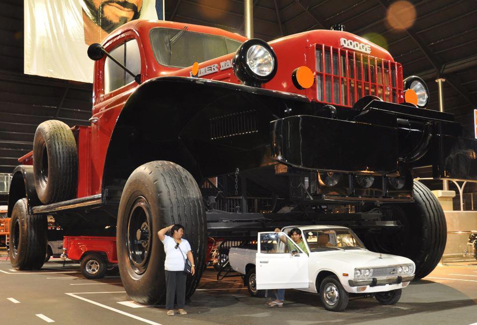 Pak Vehicles The World S Largest Truck At Emirates Auto