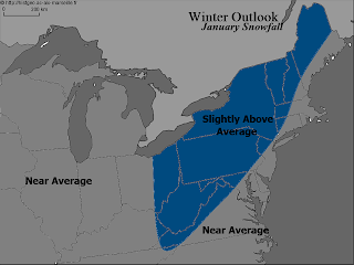 Nor'Easter Warning: N'EW 2013-2014 Winter Outlook