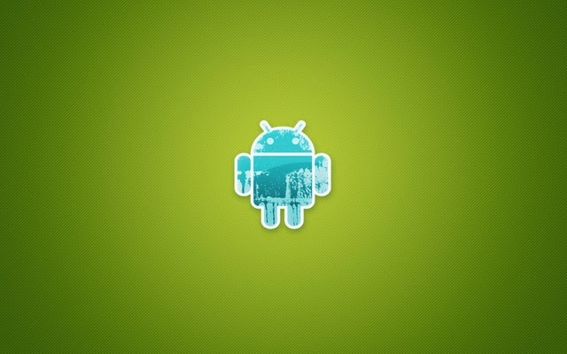 Android Green HD Wallpaper