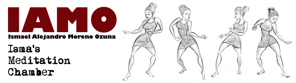 Isma's Meditation Chamber - Doodles by IAMO