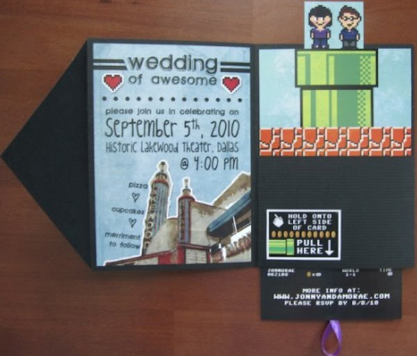Funny and Creative Wedding Invitations Seen On www.coolpicturegallery ...