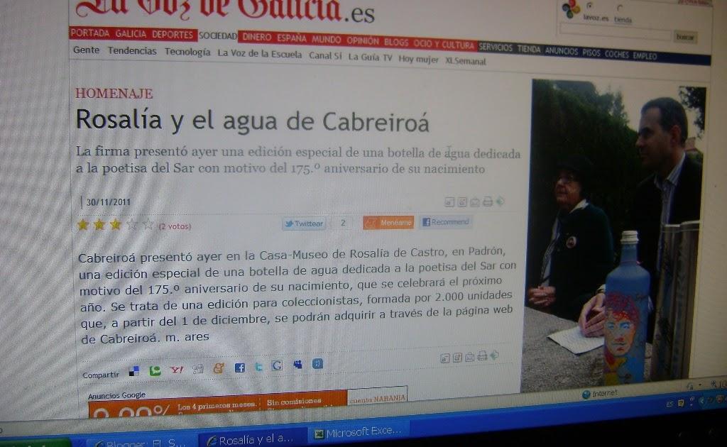 EL SEXAGENARIO: ROSALIA DE CASTRO - photo#43