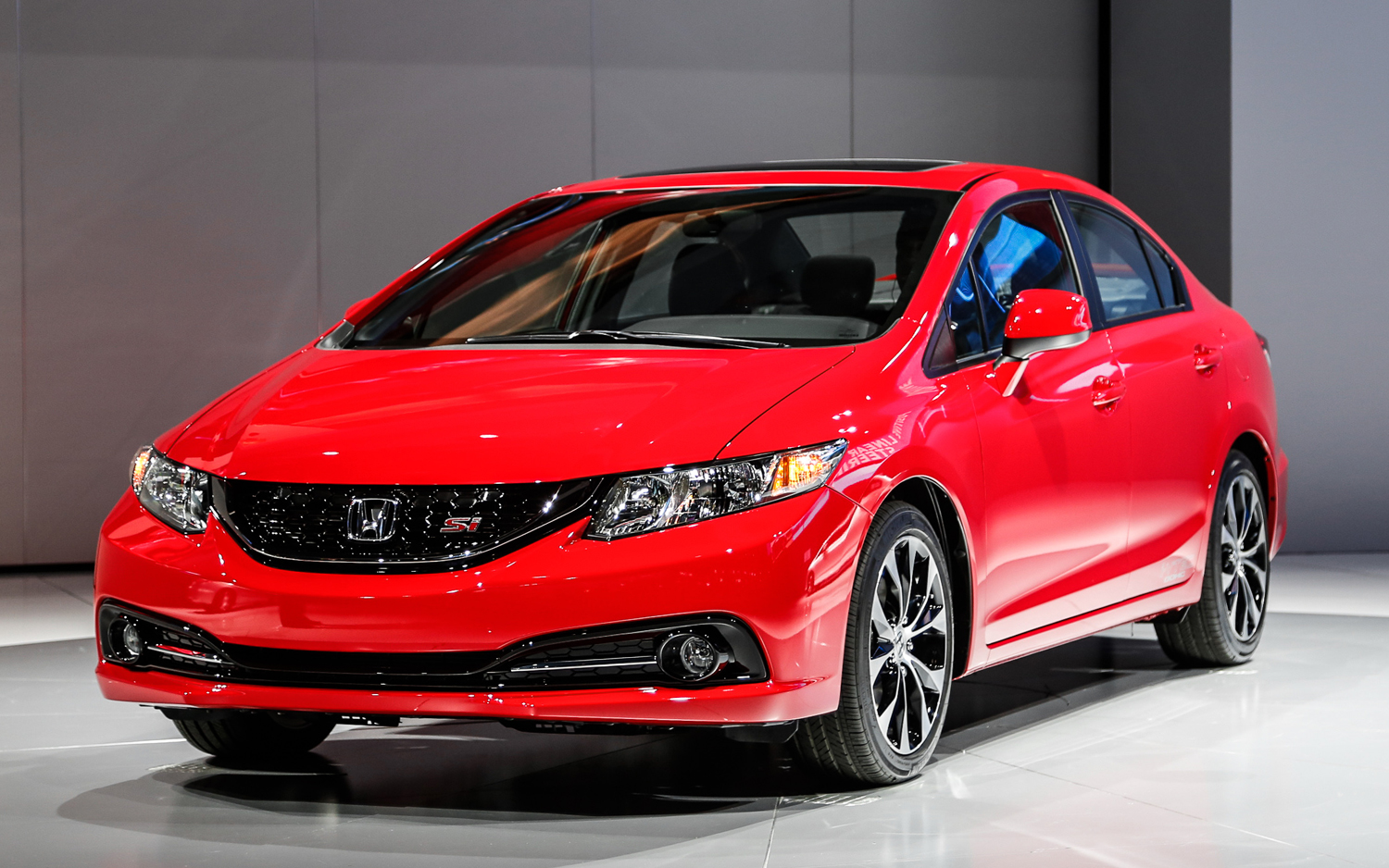 2013 honda civic si car universe. Black Bedroom Furniture Sets. Home Design Ideas