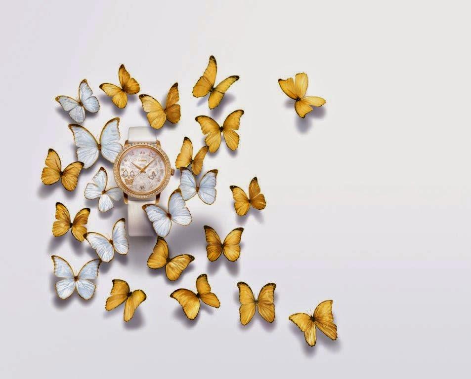 OMEGA De Ville Butterfly