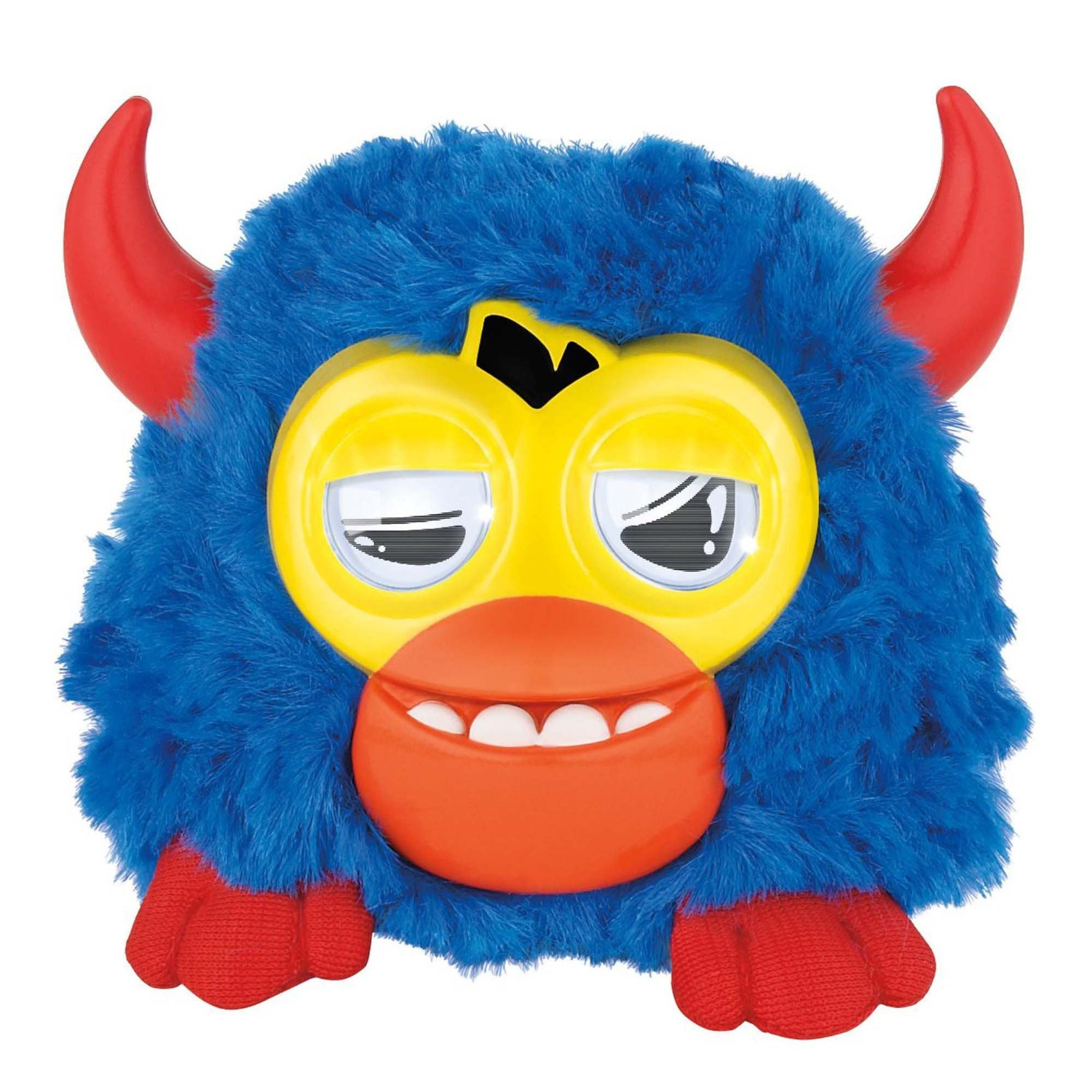 how to change furby boom voice