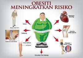 Bahaya Obesitas Bagi Kondisi Tubuh