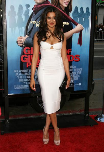 Noureen Dewulf (Indian American Actress) Image Gallery