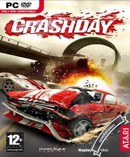 Crashday Cover, Poster