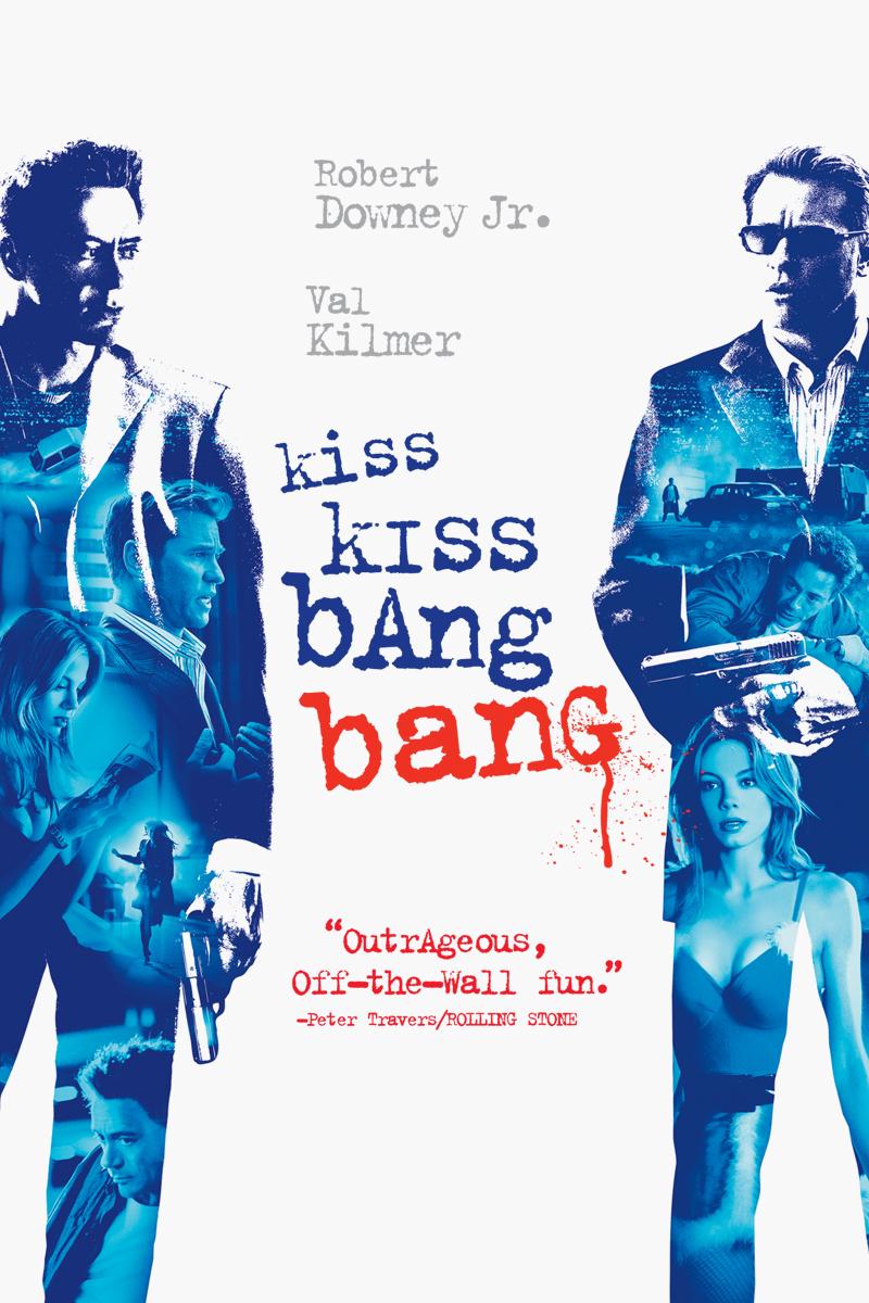 Beijos e Tiros – Dublado