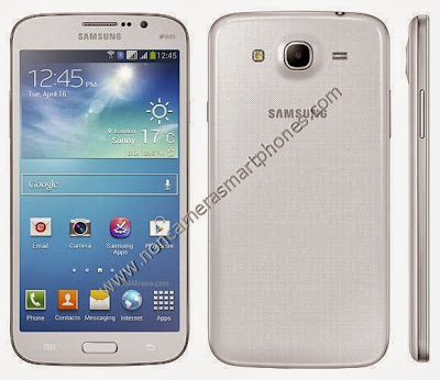 Samsung Galaxy Mega 6.3 GT-I9205 3G Phablet White Front Back Side Images & Photos Review