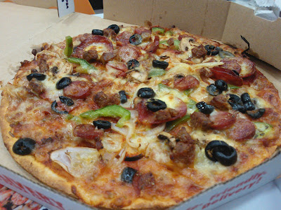 Domino's Pizza Singapore Photo 4