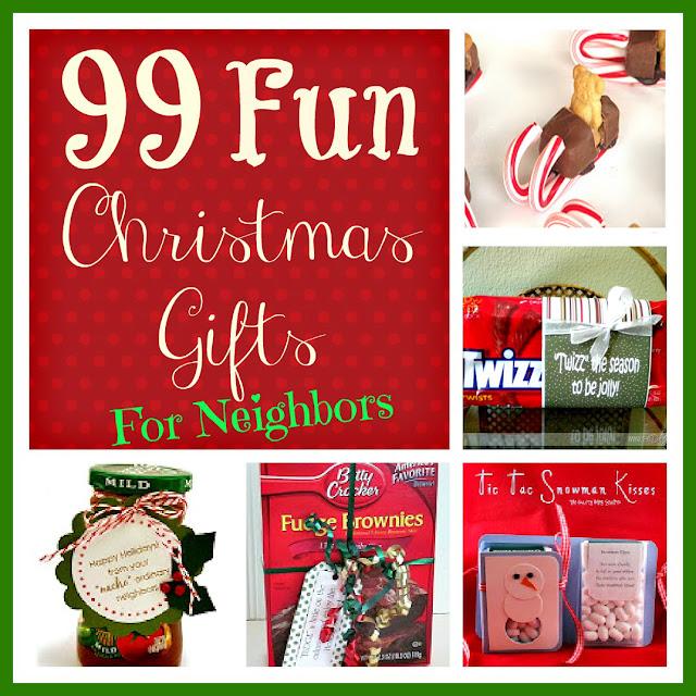 99 fun christmas gifts for neighbors six sisters 39 stuff