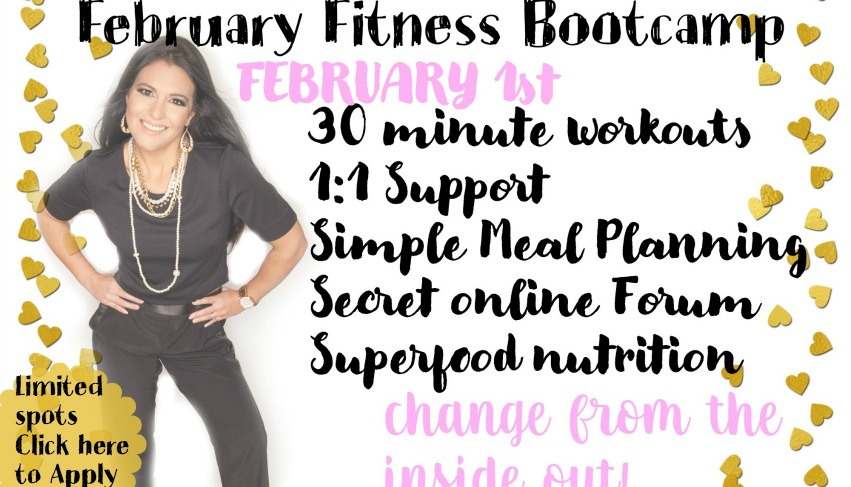LOVE YOUR SELFIE FEBRUARY BOOTCAMP
