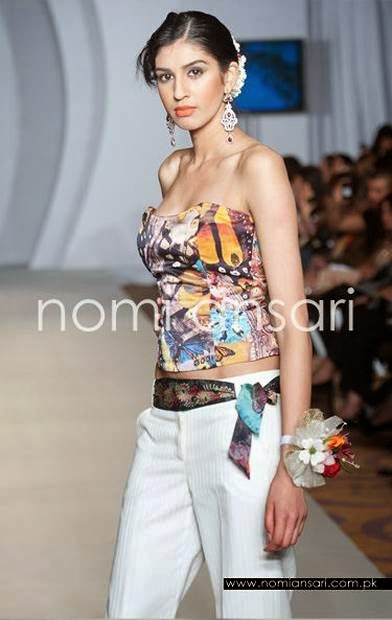 Nomi Ansari Party Wear