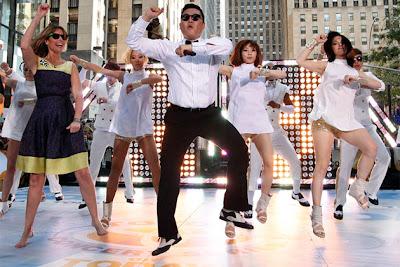 Psy, Tak, Hormat, Perdana Menteri, Tatkala, Tiada, Di, Pentas, Artis Korea, K-POP, Malaysia, Hiburan