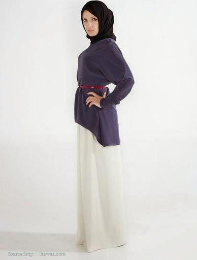 Mode hijab chicet stylé