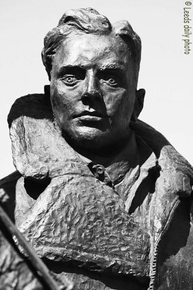 Arthur Aaron Statue Leeds
