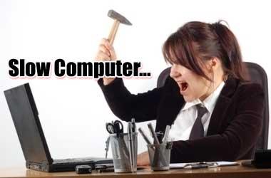 Penyebab Komputer Melambat