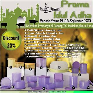 PROMO IDUL ADHA - Diskon 20%