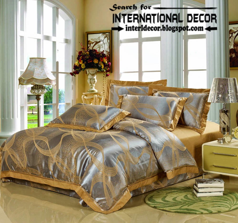 Italian bedspreads, Italian bedding sets, soft bedspreads and bedding sets