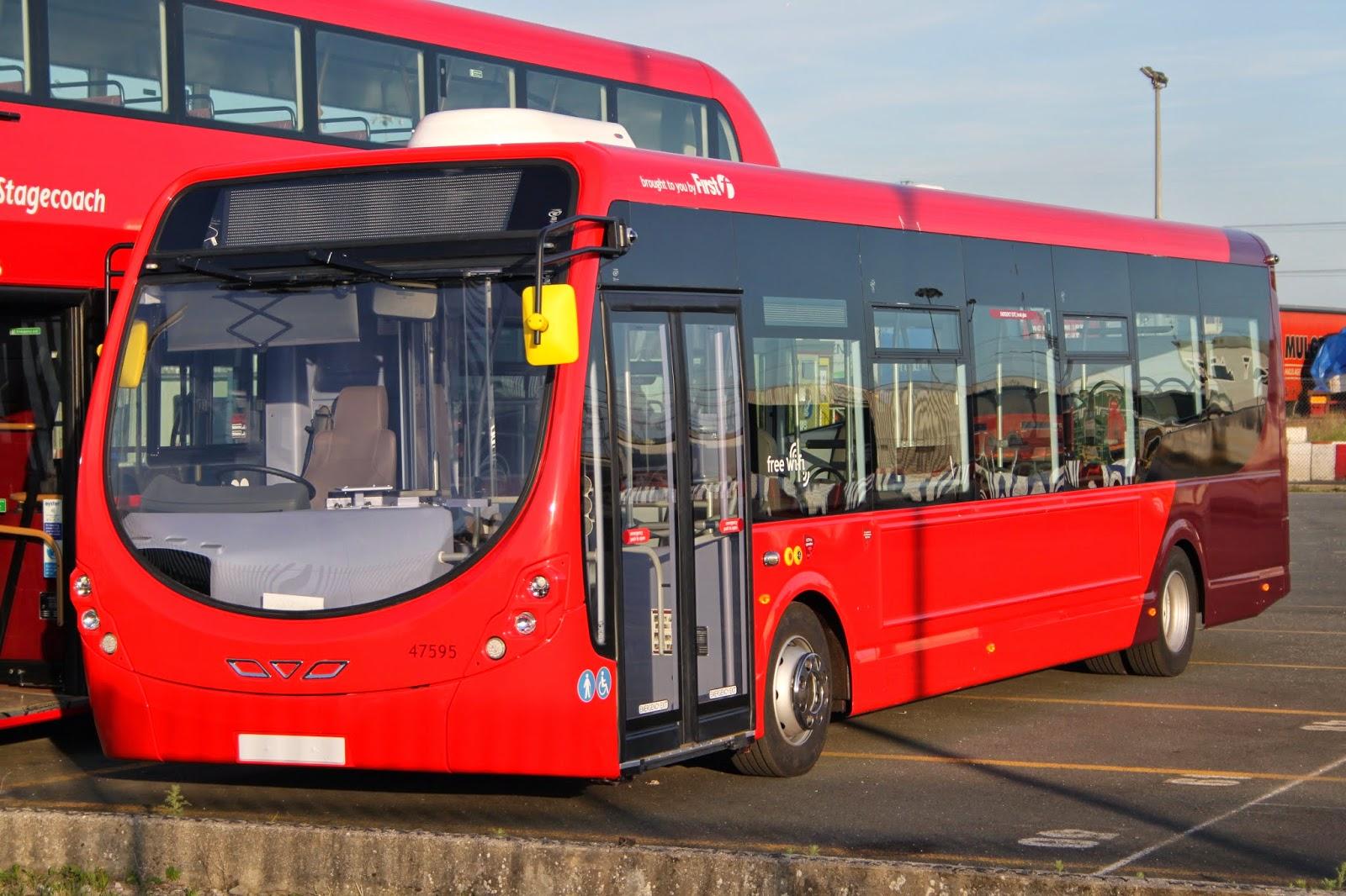 Benji's Buses : New Plate 64: Bus and Coach News & Views : W/E 28th Jun 14