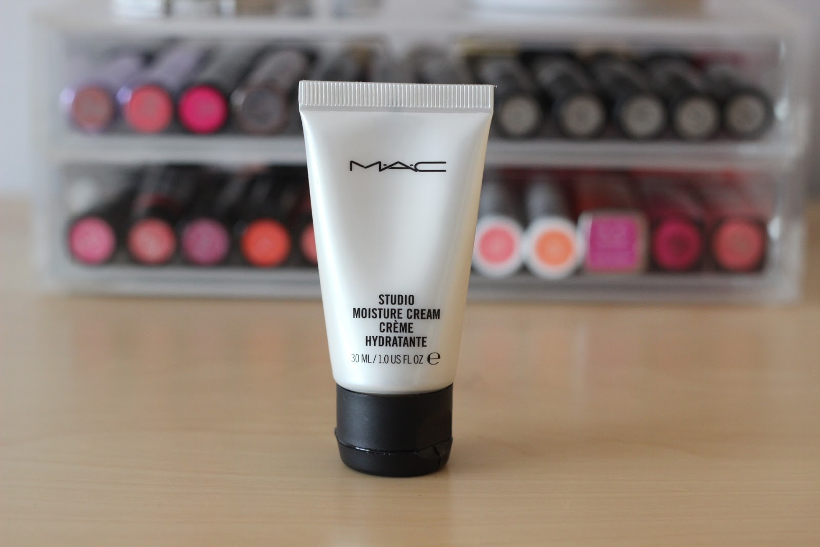 Mac Studio Moisture Cream Review