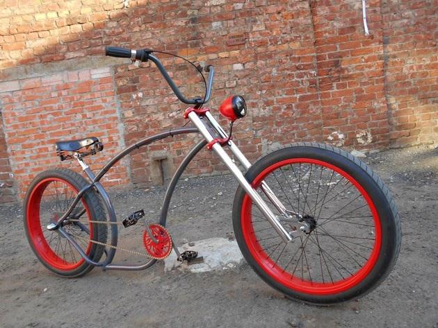 Тюнинг велосипеда своими руками фото 47