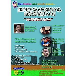 Seminar Nasional Kepemudaan 2015