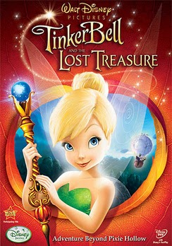 Tinkerbell-and-the-lost-treasuree-movie-poster