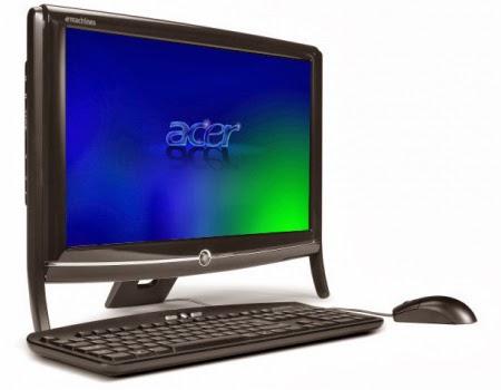 Acer Aspire Z1800 Windows 7 32bit/64 bit Drivers