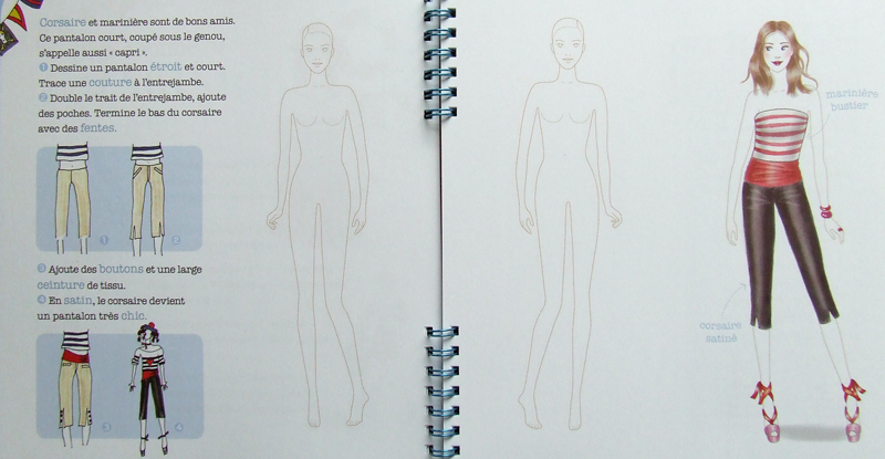 Exceptionnel Les Mercredis de Julie: Carnet de mode : Jeune styliste So chic  VR75