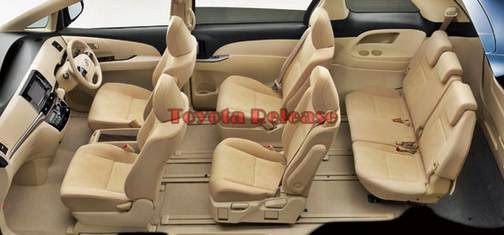 2015 Toyota Estima Review