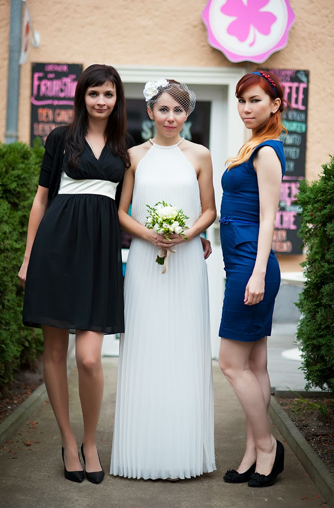 Photo diary from my best friend's wedding. Xenia Kuhn for www.fashionrolla.com