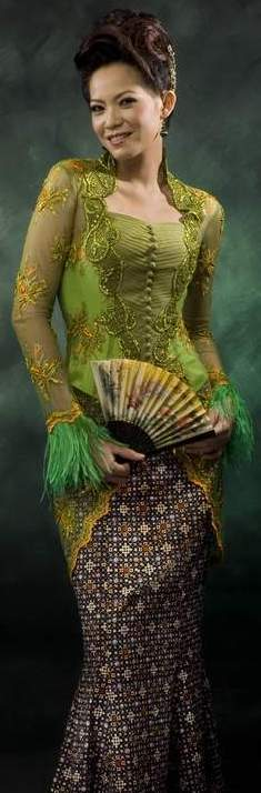 more new pictures of Baju Kebaya Modern at our other page i.e. www