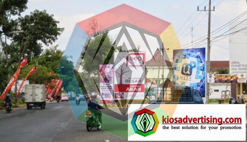 Jasa Pemasangan Baliho, Spanduk, Vertikal Banner Malang