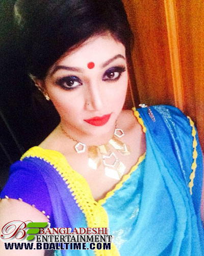 Film actress Falguni Rahman Jolly