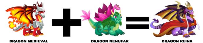 como sacar al dragon reina en dragon city