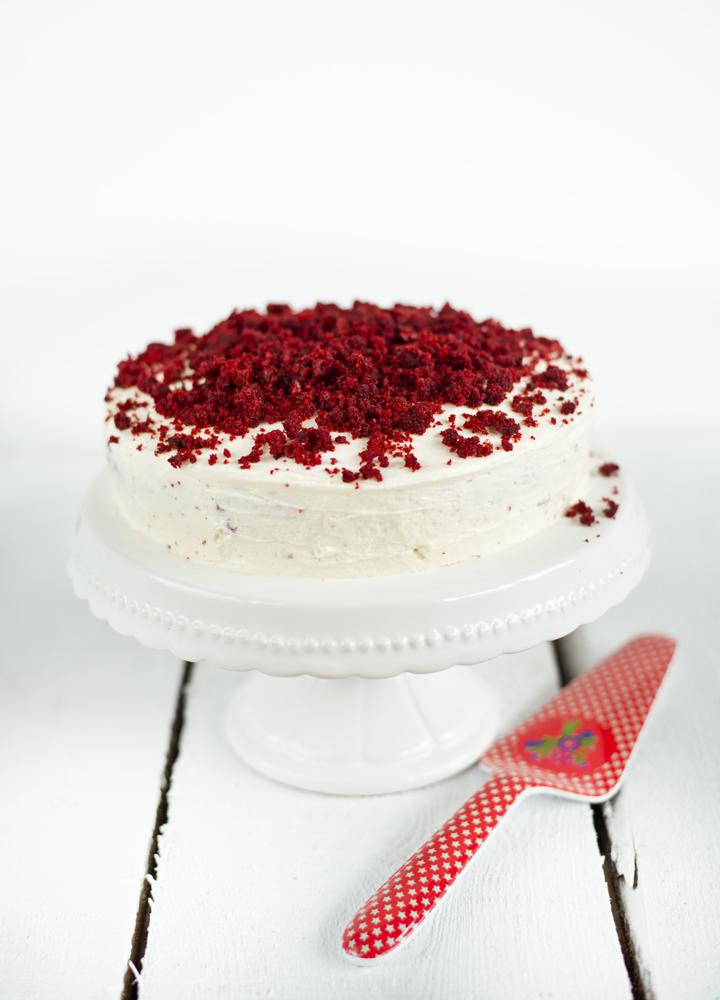 Kuchenne Szalenstwa Red Velvet Cake Czyli Moj Urodzinowy Tort