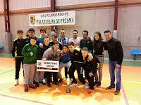Los Infantiles del Sporting van primeros de la liga a 10 puntos del segundo clasificado