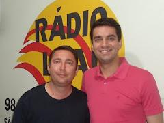 Jornalista Raphael Faraco
