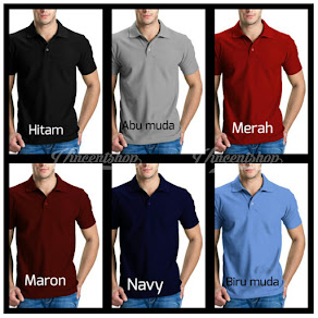 Suplier KAOS POLO SHIRT
