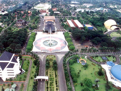 TMII ( Taman Mini Indonesia Indah )