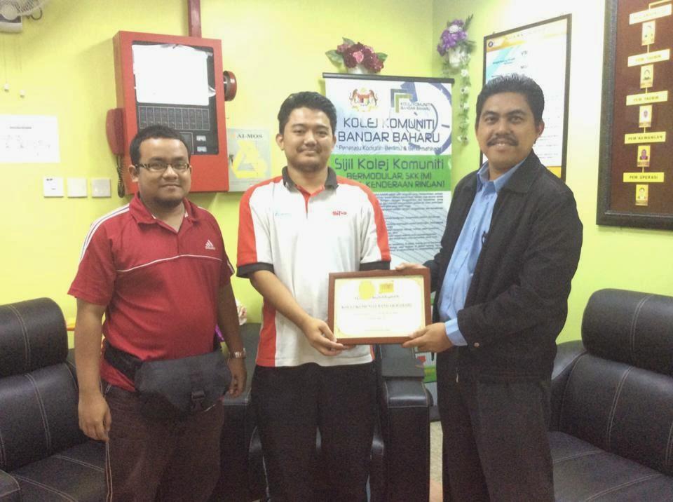 Kerjasama Dgn Kolej Komuniti Bandar Baharu