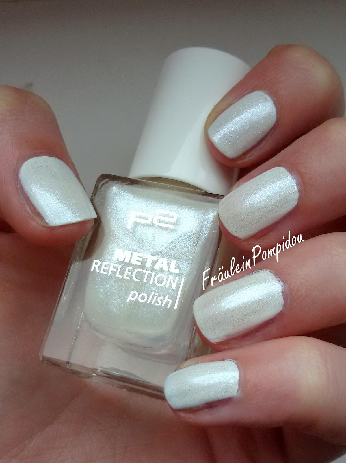 Fräulein Pompidou - Nagellack und mehr: Lacke in Farbe...und bunt! Weiß